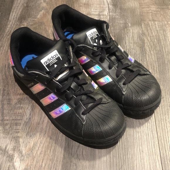 adidas Shoes | Adidas Ladies Sz 5 Black